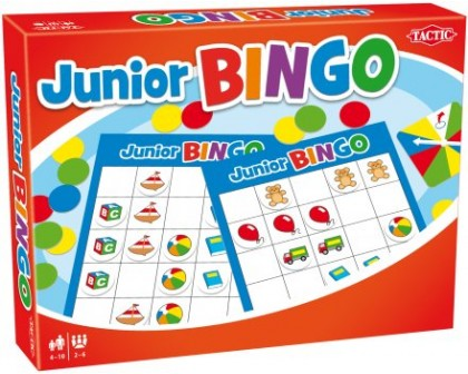 Gra Junior Bingo