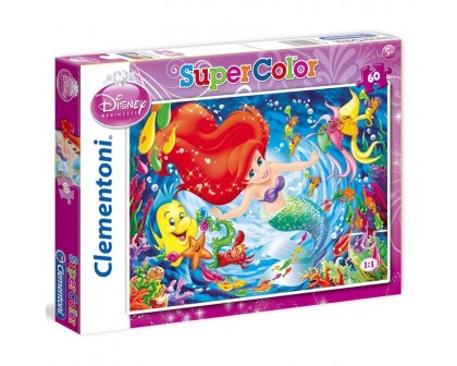 Puzzle Maxi Mermaid 60 el.