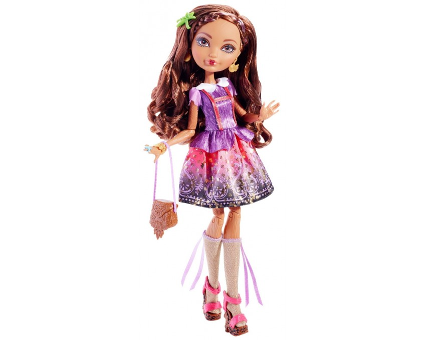 Lalka Cedar Wood, Rebelsi Ever After High